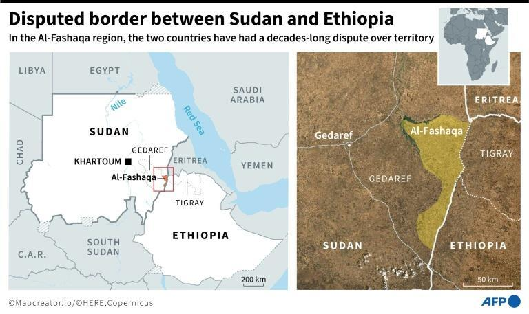 Ethiopia and Sudan have been grappling over the Al-Fashaqa region for decades