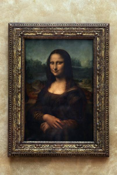 Mona Lisa's portrait appears to many to be smiling sweetly at first, only to adopt a mocking sneer or sad stare the longer you look