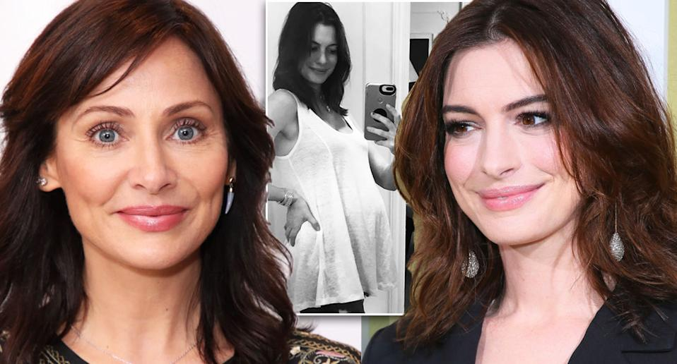 Female celebrities are opening up about their journeys to conception [Photo: Getty]