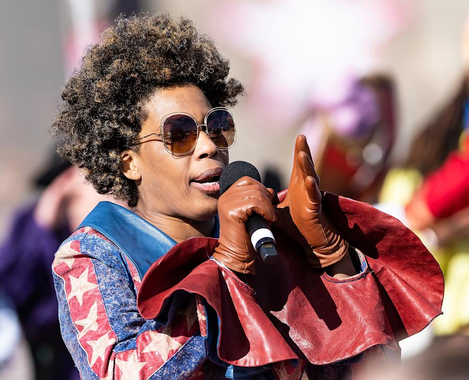 Macy Gray (pictured in 2019) says