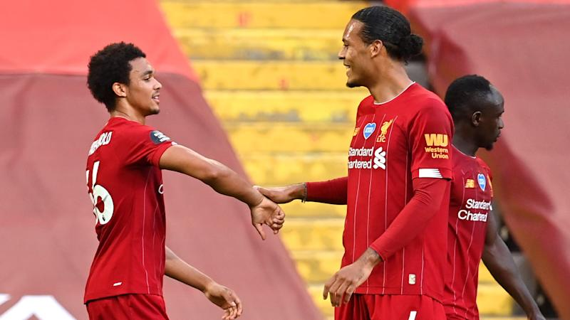 Alexander-Arnold humbled by Beckham comparisons after stunning Liverpool goal
