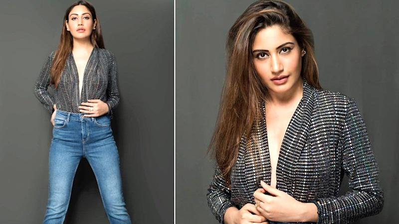 Surbhi Chandna Teams Up Casual With Sexy and The Result Is Amazing! (View Pics)