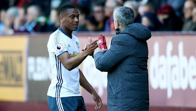 <p>Jose Mourinho's Man Utd came through after 120 minutes of football on Thursday night with an extremely comfortable win at Burnley - which was considered a potential banana skin before the game.</p> <br><p>Anthony Martial was the star of the show, scoring a brilliant first goal just days after being challenged by his manager. There's a pattern emerging here.</p> <br><p>With injuries across the board and the potential absence of Paul Pogba in the derby on Thursday, it's now time for more of United's squad players to step up. Players like Martial certainly have the talent, but they need to start consistently showing it.</p>