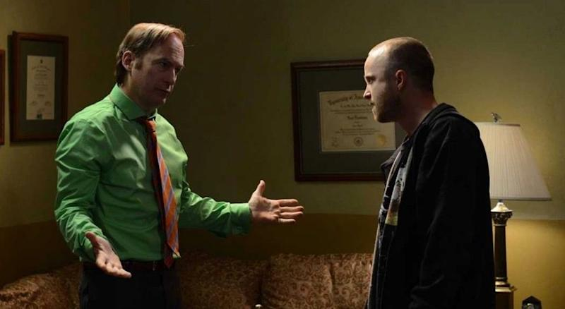 """Bob Odenkirk says Breaking Bad movie already filmed: """"They did it"""""""