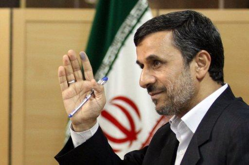 Iranian President Mahmoud Ahmadinejad will be in Beijing for a meeting of the Shanghai Cooperation Organisation