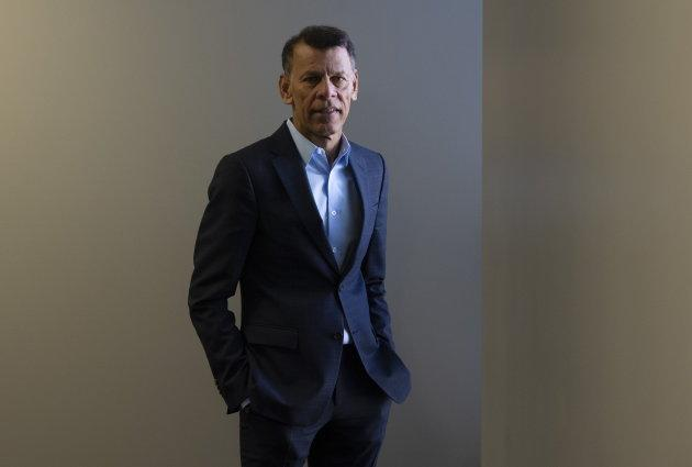 Canadian Labour Congress President Hassan Yussuff poses for a photo, Feb. 14, 2019 in Ottawa.