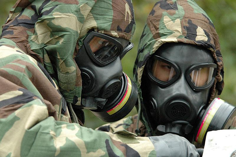 Chemical weapons may be neutralized by this nanoscale fabric