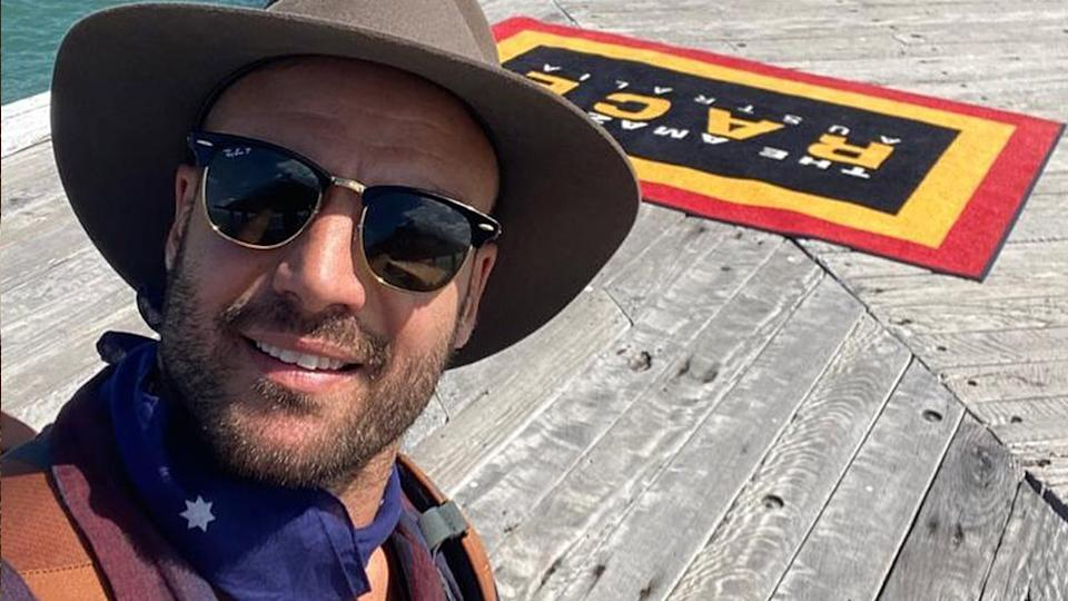 Beau Ryan has shared his eye-watering salary for The Amazing Race which he spent three months shooting for. Photo: Instagram/Beau Ryan