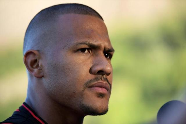 Salomon Rondon has completed a move from West Brom to China's Dalian Yifang (AFP Photo/CARL DE SOUZA)
