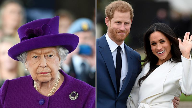 The Queen has called for crisis talks after Harry and Meghan's shock decision.