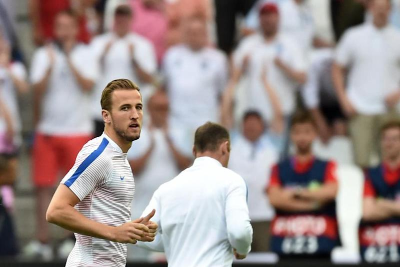 Changing of the guard? Southgate drops hint that Kane will become England's new captain: Bertrand Langlois/AFP/Getty Images