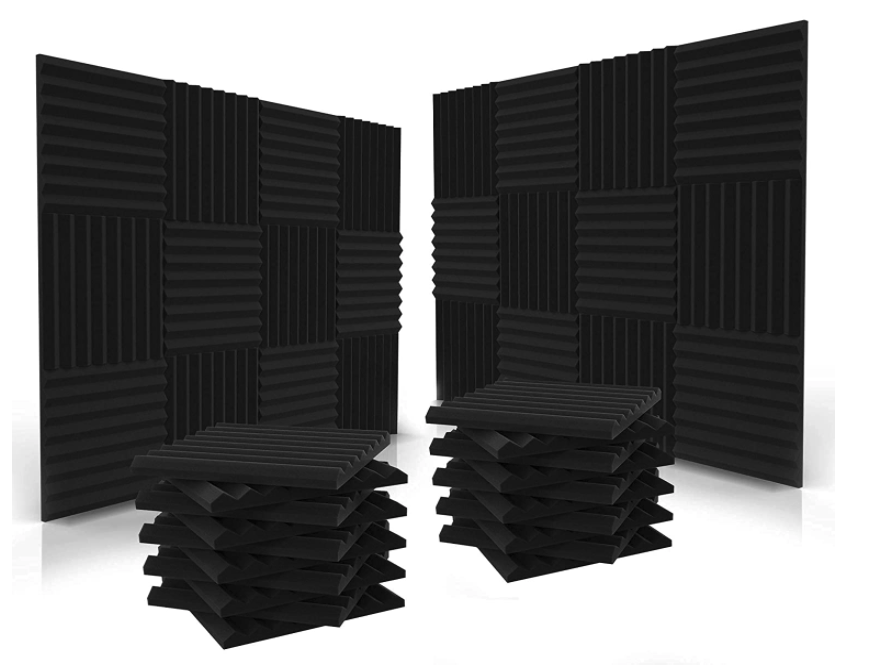 Siless 52 Pack Acoustic Panels