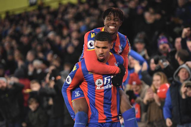 Crystal Palace boost as Roy Hodgson welcomes senior quartet back to full fitness