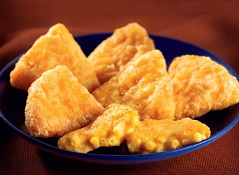 Jack In The Box's Cheesy Macaroni Bites