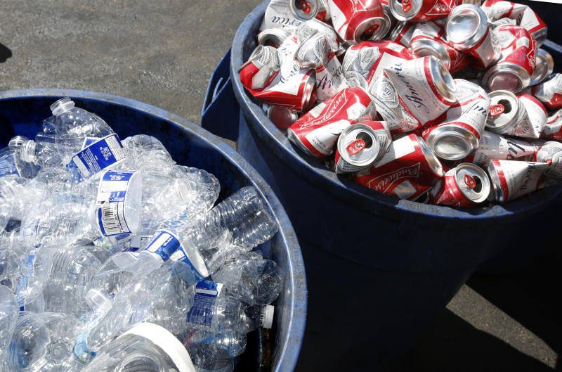 California Recycle Penalty