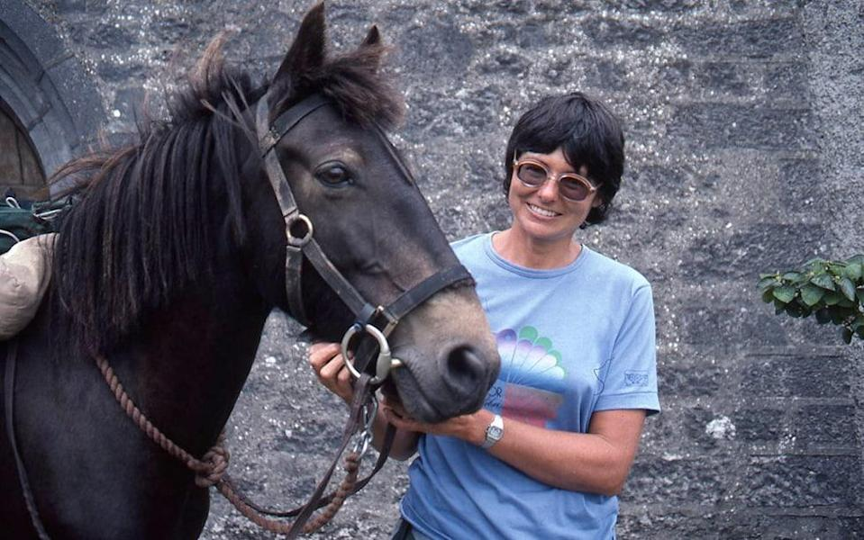 Hilary Bradt reflects on her summer with only a pony for company - Hilary Bradt