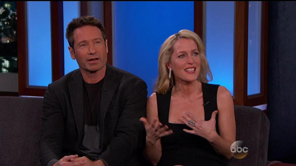 """<p>The X-Files stars didn't always get on when the cameras weren't on them, and David recently went as far as describing both him and Gillian as """"monsters"""". He said: """"The crucible of doing that show made monsters out of both of us."""" Gillian once said: """"There were definitely periods when we hated each other. Hate is too strong a word. We didn't talk for long periods of time."""" <i><i><i>[Copyright: REX Features]</i></i></i></p>"""