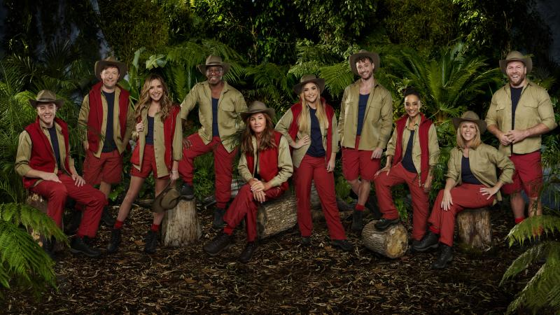Two favourites axed from I'm A Celebrity in double elimination