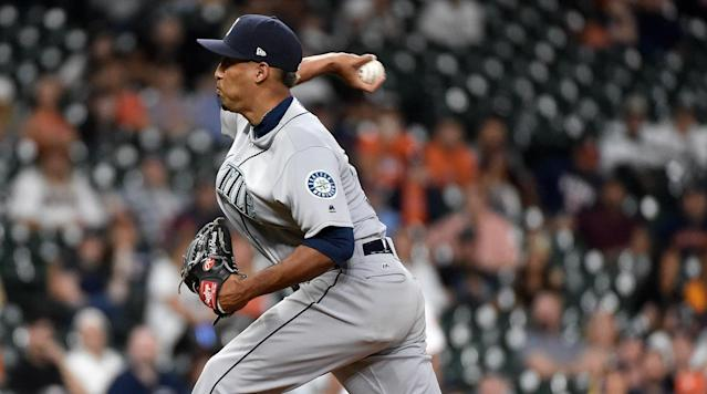 Edwin Díaz was a revelation in the bullpen last season, striking out 40% of the batters he faced as a 22-year-old rookie.