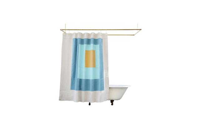 The Best Shower Curtains Are Big, Loud, and Way Over the Top