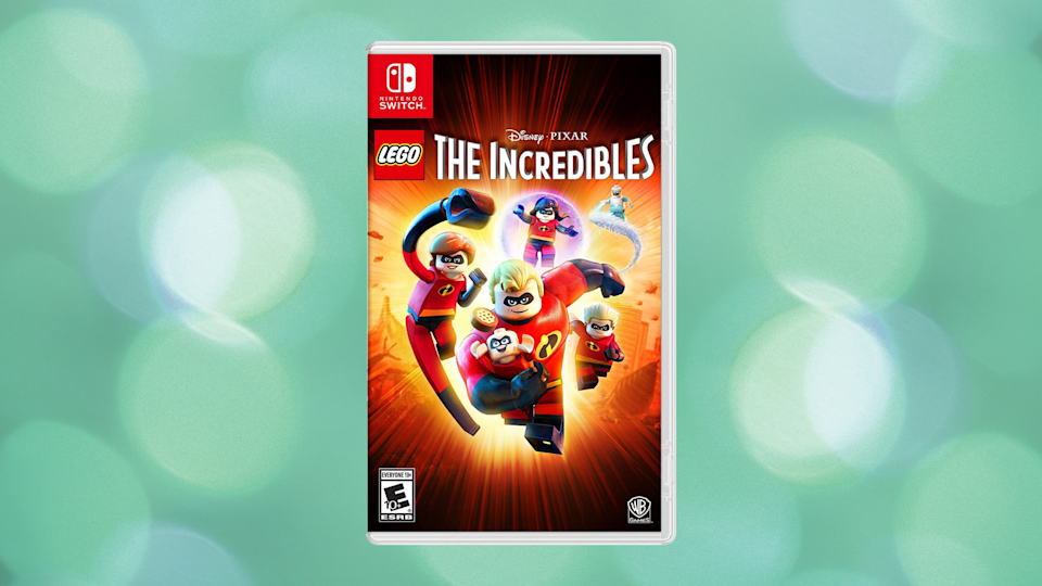 Save $20 on this LEGO Disney Pixar's The Incredibles for Nintendo Switch. (Photo: Amazon)