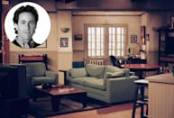 """<p>Jerry's apartment was about as drab as he and his friends initially appeared—a perfect backdrop for a show that was all about their petty, socially dysfunctional misadventures in a cranky, workaday,<a href=""""http://thoughtcatalog.com/brandon-gorrell/2013/01/little-known-facts-about-seinfeld/"""" rel=""""nofollow noopener"""" target=""""_blank"""" data-ylk=""""slk:unfabulous version of New York City"""" class=""""link rapid-noclick-resp""""> unfabulous version of New York City</a>.</p><p><b>Goodman:</b> """"It's really drab and monochrome, a paint-by-numbers apartment. The wall color is hideous, it's like dying-mouse gray. Those sofas are so boxy and angular, nobody's gonna relax there. But that's the point. It was a show about nothing.""""</p><p><b>Meyer: </b>""""I can't watch <i>Seinfeld</i> anymore and I don't know why. That water pipe is their way of making this look like a real New York apartment, which of course it doesn't. I've never been in a New York apartment with wainscoting all around the room. Furniture-wise, this is what a straight bachelor guy would have. He just wants function. It's just disgusting. If my apartment still looked like that after ten years in New York, I'd either kill myself or move to another city."""" <i>Photo: Getty Images</i></p>"""