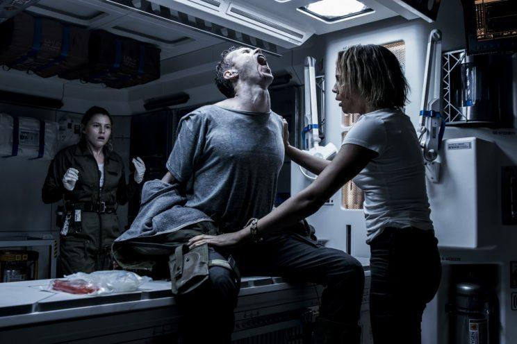 Alien: Covenant 2 is already written and in the pipeline