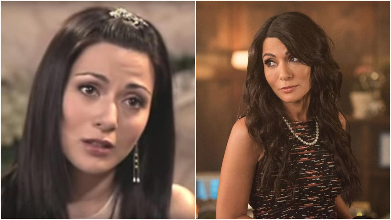 <p>Another <em>Riverdale</em> star, Nichols' role as Joey's <em>Days of Our Lives </em>co-star Olivia was clearly good prep work for the high drama of playing Hermione Lodge.</p>