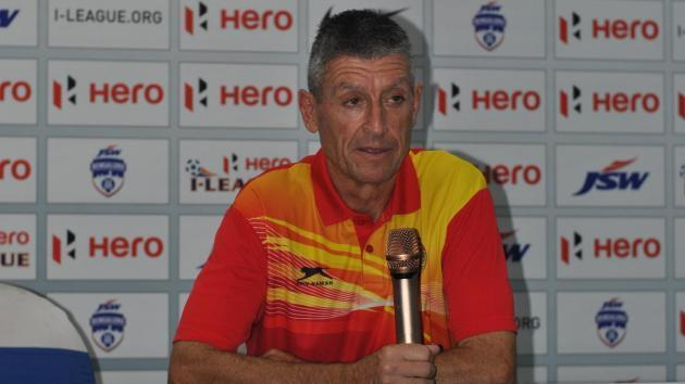 I-League 2017: East Bengal's Trevor Morgan: Lost the game trying to win against DSK Shivajians