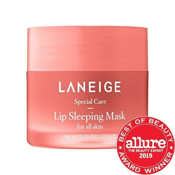 <p>The <span>LANEIGE Lip Sleeping Mask</span> ($22) is a cult favorite.</p>