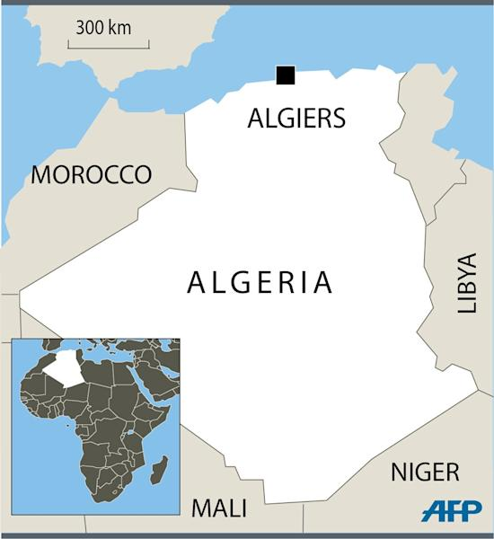 Algeria's bitter civil war claimed more than 200,000 lives from 1992-2005 (AFP Photo/)