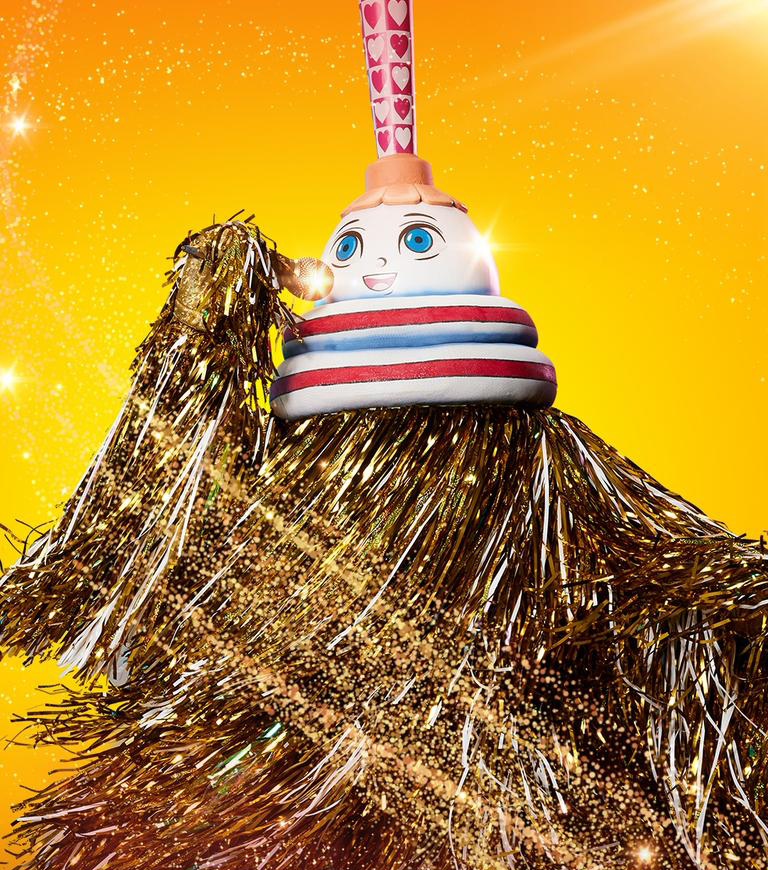 The Duster on The Masked Singer.