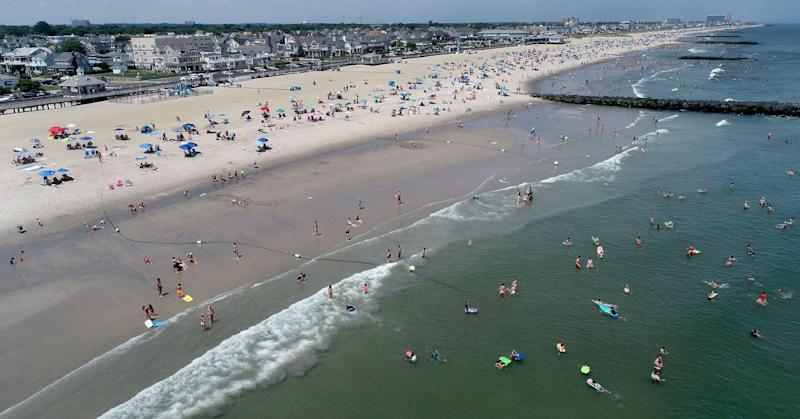 Sea lice have been reported at New Jersey beaches. Here's how to stay safe.