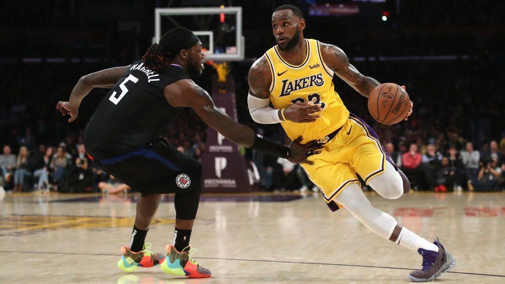 Lakers Highlights >> Lakers Clippers Highlights Nba S Christmas Schedule