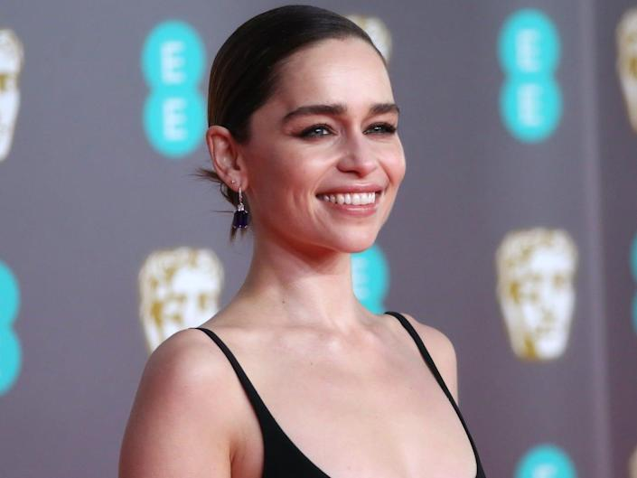 Emilia Clarke has a lot of experience with Britain's NHS.