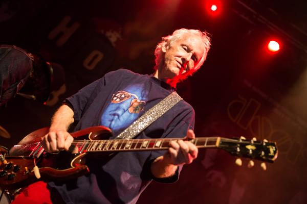 The Doors' Robby Krieger Confirms Reunion With John Densmore