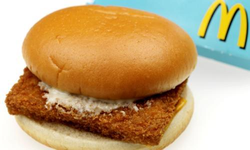 McDonald's get their scampi in a bunch over burger joint's Effing Filet O' Fish