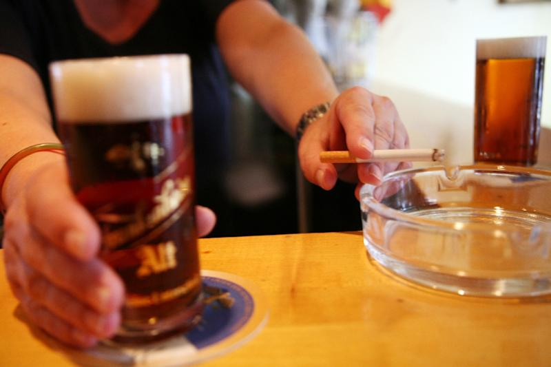 Image result for Irish teens are smoking and drinking less according to a new European survey says