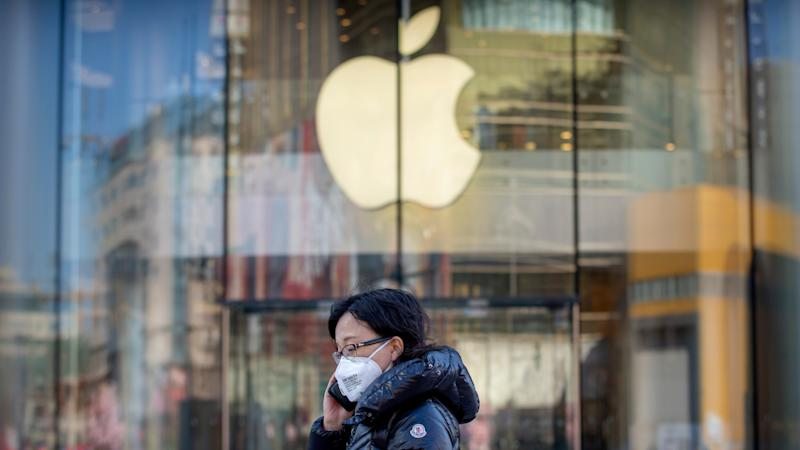 Coronavirus is hurting Apple's quarterly revenue