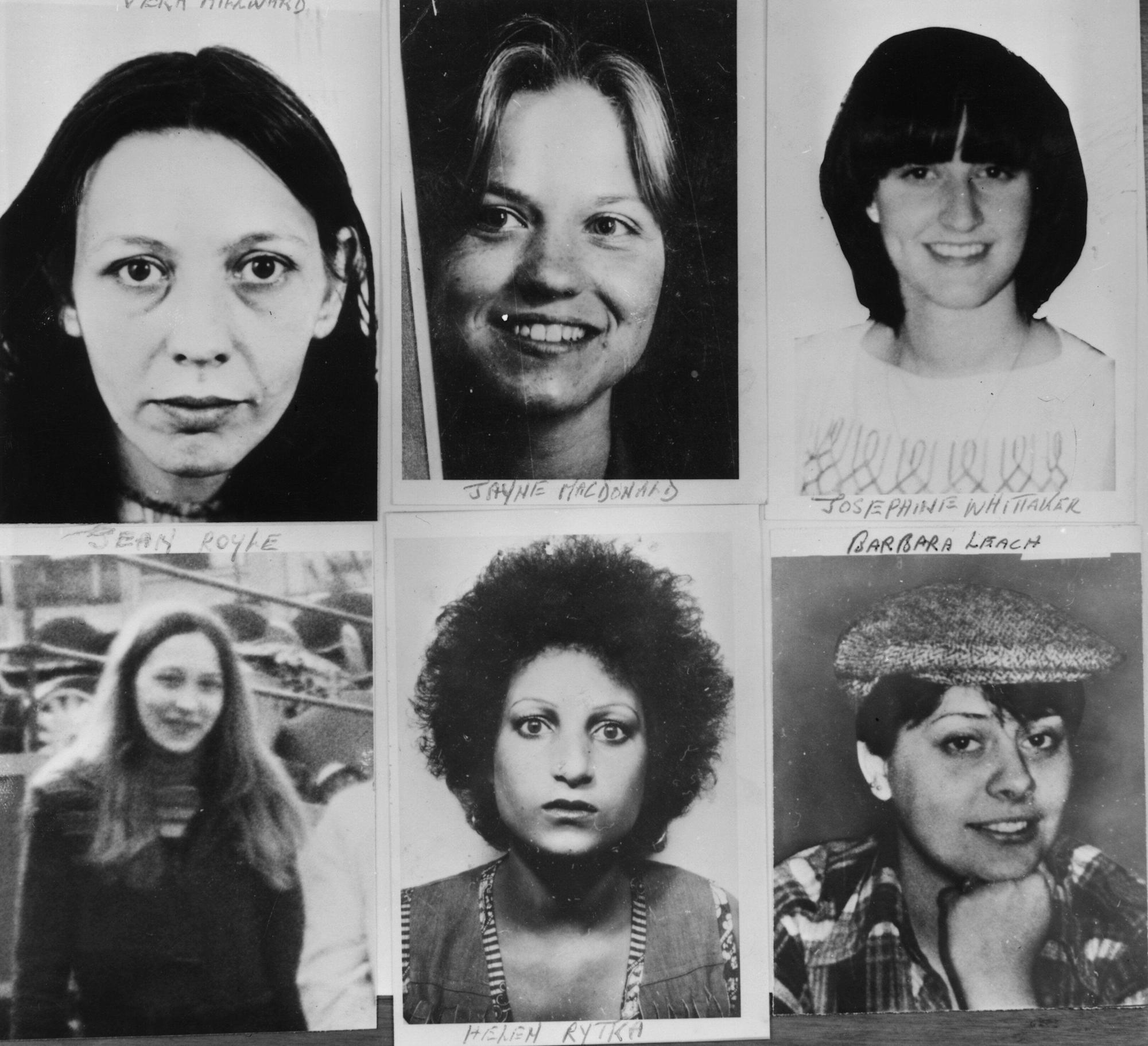 These Are The 13 Women Murdered By Yorkshire Ripper Peter Sutcliffe