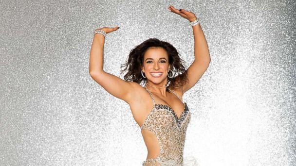PHOTO: Victoria Arlen will compete for the mirror ball title on the new season 'Dancing With The Stars.' (Craig Sjodin/ABC)