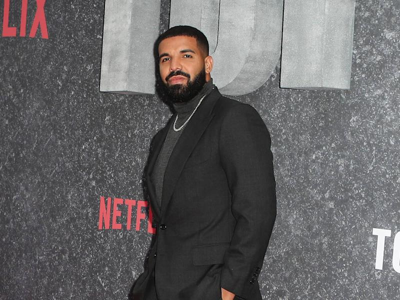 Drake sparks relationship rumours with model Imaan Hammam