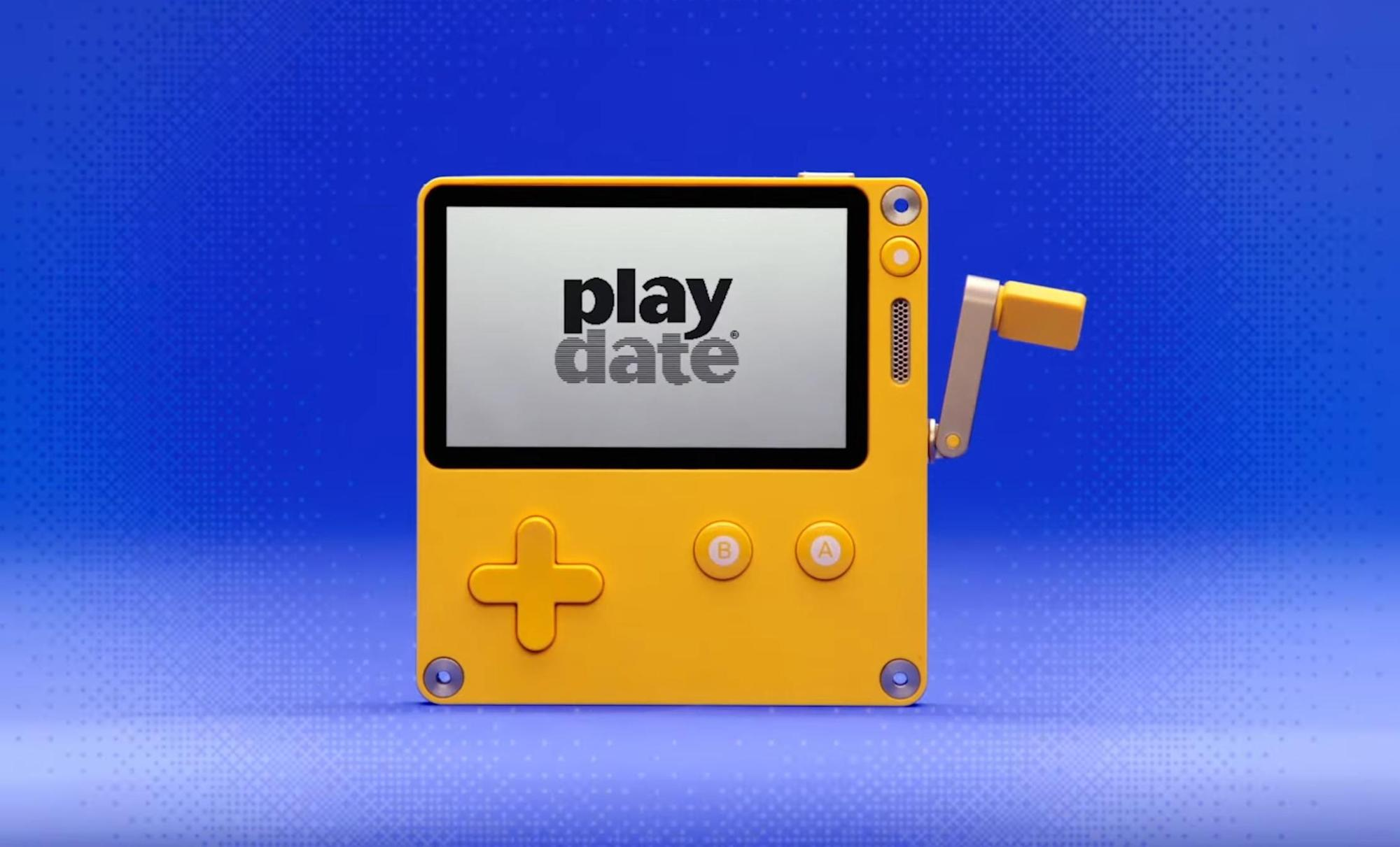 Tiny handheld Playdate preorders open next month for $179 with 24 charming monochrome games to start – Yahoo News Australia