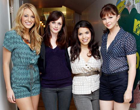 Alexis Bledel Engaged: Sisterhood of the Traveling Pants Costars Will All Soon Be Married Women!