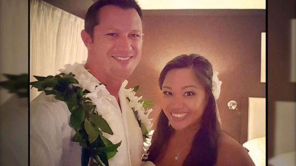 PHOTO: David and Michelle Paul died of a mysterious illness while vacationing in Fiji, their family said. (Handout via WFAA)