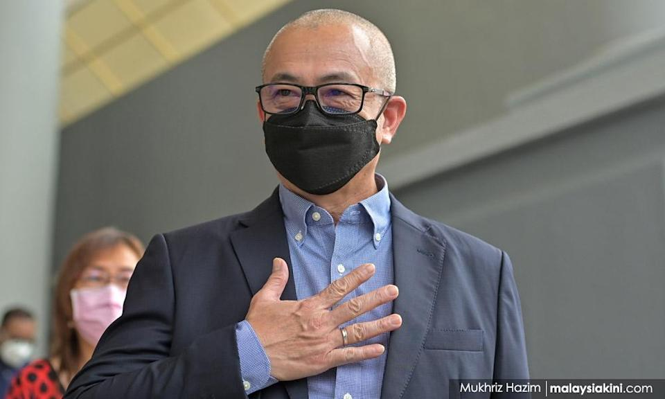 I was charged for refusing to ditch Warisan and back govt: Rozman