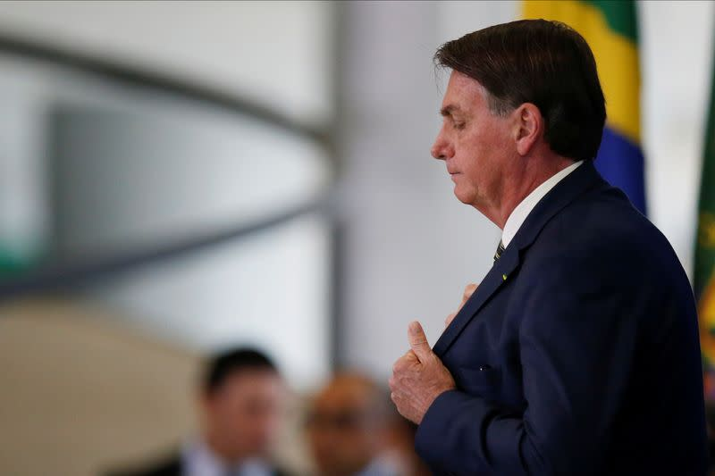 Brazil's top court blocks Bolsonaro move to expel Venezuelan diplomats