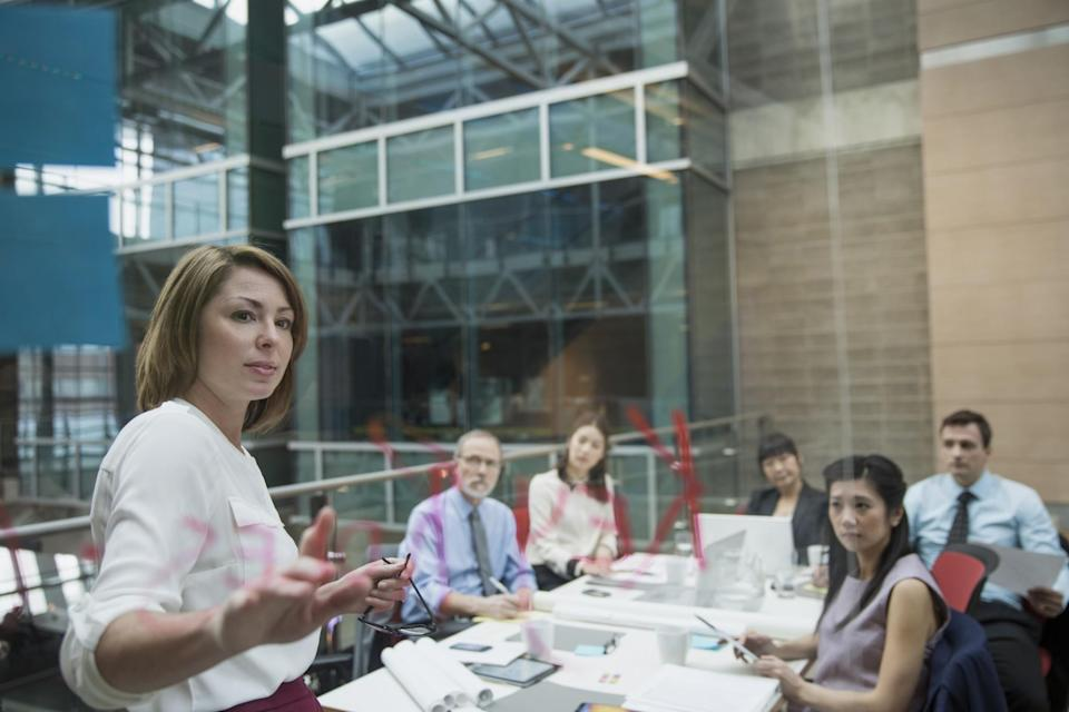 <p>No. 8: Public relations executive <br> Stress score: 48.50 <br> Growth outlook: 7% <br> (Hero Images / Getty Images) </p>