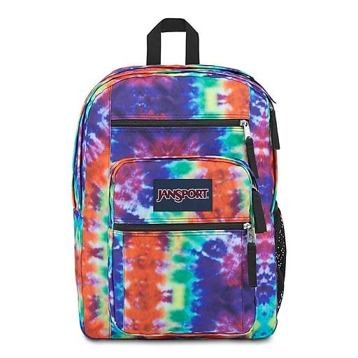 "<p><strong>JanSport</strong></p><p>staples.com</p><p><strong>$47.99</strong></p><p><a href=""https://go.redirectingat.com?id=74968X1596630&url=https%3A%2F%2Fwww.staples.com%2Fproduct_24383589&sref=http%3A%2F%2Fwww.seventeen.com%2Flife%2Fschool%2Fg28198394%2Fback-to-school-shopping-list%2F"" target=""_blank"">Shop Now</a></p><p>Tie-dye is super in this season, making it the perfect pattern choice for your backpack. No matter what you wear, this bag will match your outfit, since there are so many colors on it! Plus, the backpack has so many important features, like two front pockets, a side pocket for a water bottle, and three large compartments so you can organize all of your supplies!</p>"