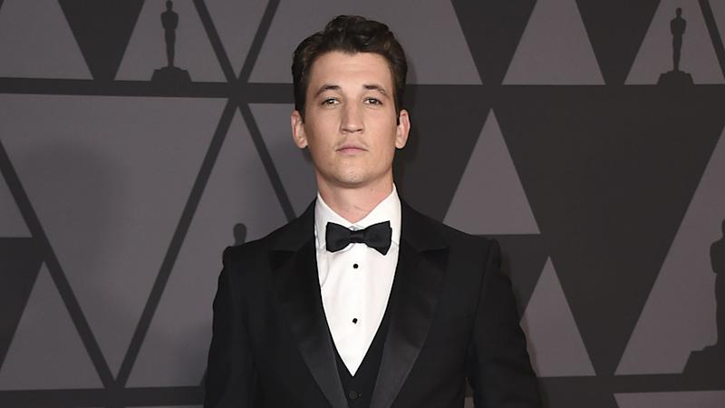 Miles Teller Nabs Goose's Son Role in 'Top Gun' Sequel